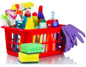 CleaningSUppliesSafety
